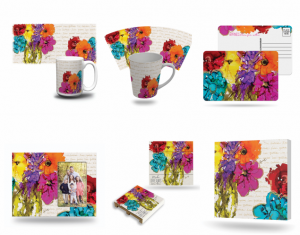 Lovitude Mugs, Keychains, Postcards, Photo Frames, and More Happiness Soul Painting by Anne Pryor