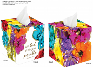Lovitude Tissue Boxes