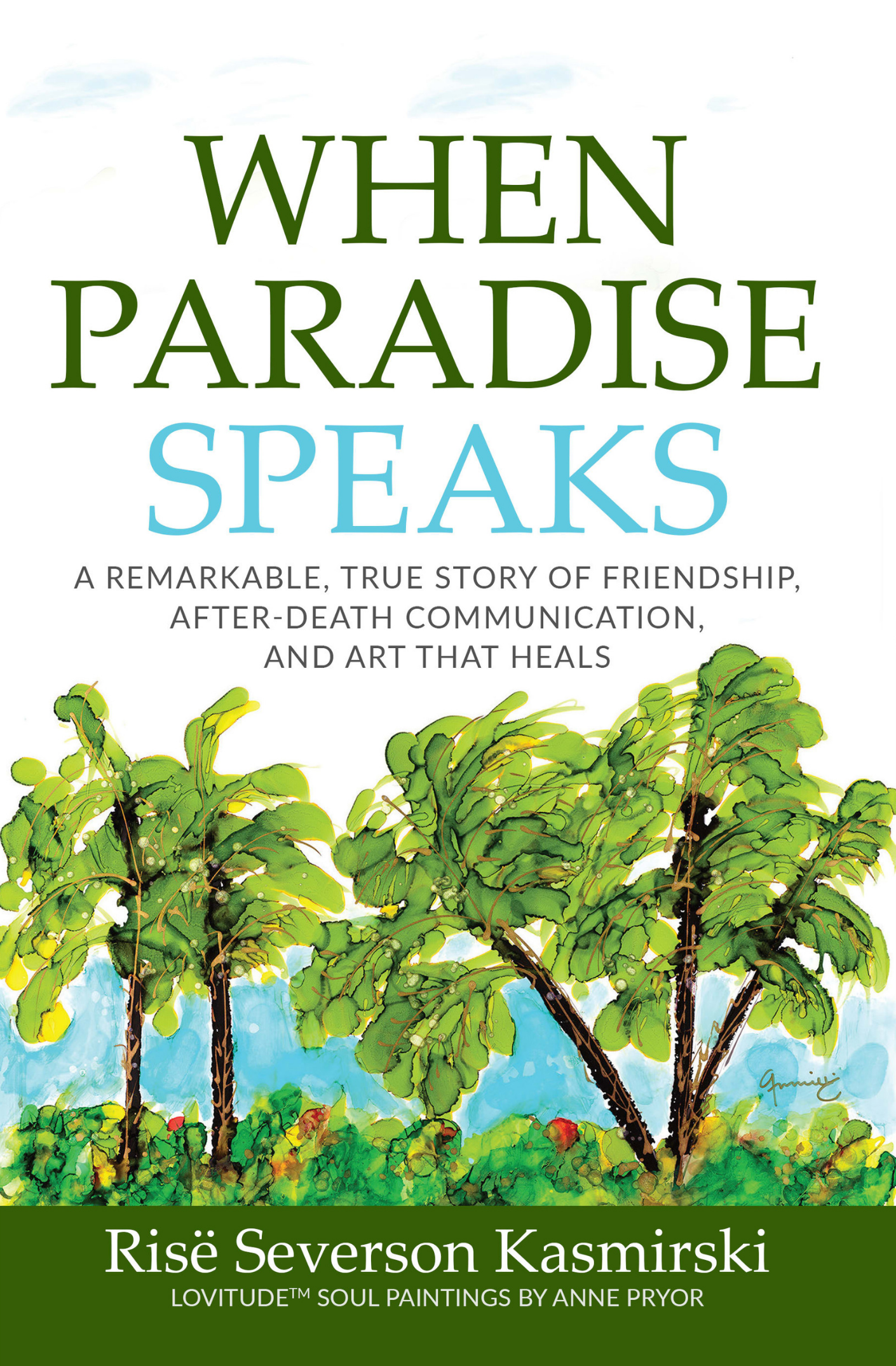 When Paradise Speaks Book Cover